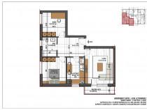 Apartament 3 camere, Prima Casa, metrou Nicolae Teclu