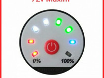 Indicator stare baterie 65v