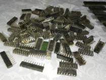 LOT 100 circuite integrate noi, diverse marci si modele
