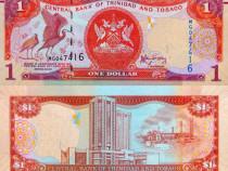Lot 3 bancnote TRINIDAD & TOBAGO 2006 - UNC