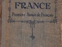 France-(1re Annee de Francais) Lb.Franceza)