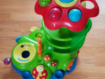 Centru activitati: Spirala cu bile & surprizele din padure!
