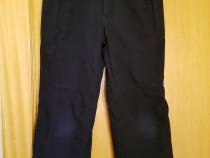 Pantaloni ski Killtec, negri, 128 cm, level 3