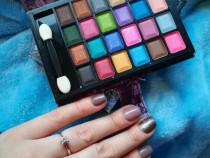 Trusa Machiaj / Make Up 24 Farduri Pleoape + Glos , Pudre