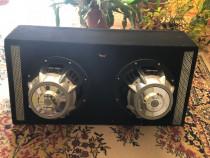 Tub de bass Peiying Dublu (600w x2)