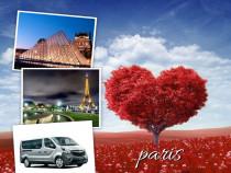 Transport persoane Europa - Paris