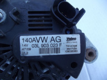 Alternator seat altea 2.0 altea xl leon vw golf 5 touran a3