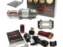 Troliu electric rapid Dragon Winch Highlander 3500 lbs (trag