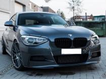 Prelungire spoiler splitter bara fata BMW F20 F21 Mtech v4