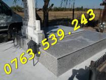 Executam monumente funerare cavouri cripte cruci