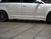 Set ornamente praguri Audi A3 8P Sportback Votex 05-12 v1