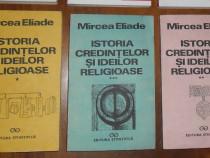Mircea Eliade - Istoria credințelor și ideilor religioase