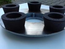 Disc slefuit beton, monodisc, pardoseli
