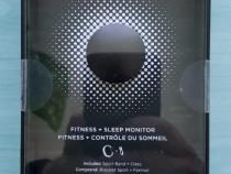 Brățară de fitness Misfit Shine 2 Carbon Black nouă în cutie