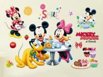 Stickere autocolante perete camera copii bebe Mickey Mouse
