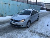 VW Golf 6 2013 Recent înscrisă 7.01.2019