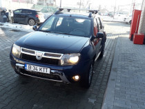 Dacia Duster 4x4. Fab 2012