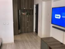 Apartament 2 camere mobilat si utilat central