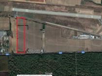 Teren 18433 mp intravilan sosea aeroport Arad