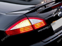 Eleron prelungire portbagaj tuning sport Ford Mondeo Mk4 v1