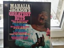 "Vinil de colectie- Mahalia""s Jackson Greatest Hits"