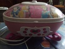 CD player cu caseta de bijuterii Disney