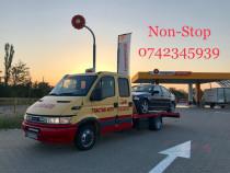 Platforma / Tractări Auto Non-Stop