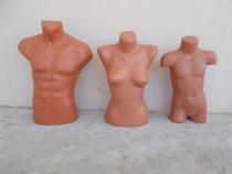 Manechin - Bust feminin, barbat, copii