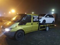 Transport auto-platforma non stop