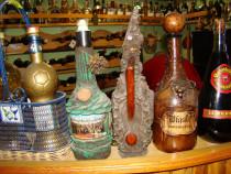 Colectie vinuri si alte bauturi alcoolice vechi