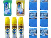Pachet Solutii curatat mobila
