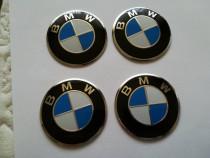 Set Embleme roți BMW 3M diametrul 56 mm