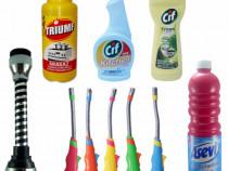 Pachet Brichete + diverse solutii curatat bucataria