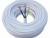 Cablu litat 3×2.5 mm MYYM – 100m – H05VV-F