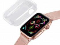 Carcasa Apple Watch Series 4, 40mm, husa protectie ecran spi