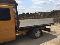 Transport nisip