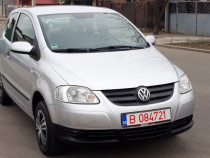 Volkswagen fox 2006, 1.4 tdi, ac, impecabila,import germania