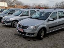 Dacia Logan 1.6 +GPL Fabrica -Euro 5 -Locuri 7-An 2011-Germa