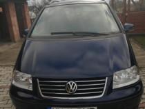 VW Sharan 1.9 tdi -an 2009, - 7 locuri-euro 4