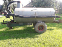 Vidanja,cisterna 2500 litri