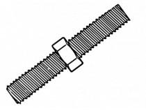 Tija filetata M8 (1m lungime)TVA inclus
