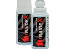 Tus lichid negru 60 ml cu bila rotativa Raidex