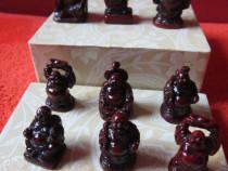Happy Buddha vintage set -9 miniaturi -un cadou inedit -