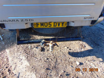 Carlig Nissan Navara 2001-2005 D22 carlig Nvara D22 Dezmembr