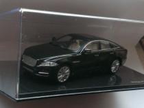Macheta Jaguar XJ negru 2009 - IXO 1/43 - ed. reprezentanta