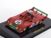Macheta Ferrari 312 PB Le Mans 1973 - Altaya 1/43