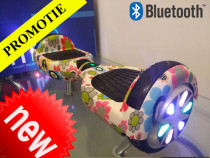 Hoverboard smart balance 2x500w nou telecomanda+husa cadou
