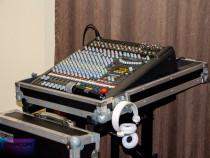 Mixer Dynacord CMS 1000-3 - case transport si stativ Gratis