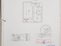 Colentina Garsonieră 41m2 utili decomandată + terasa 30mp