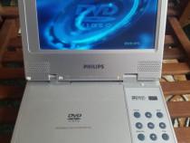 Dvd player portabil philips